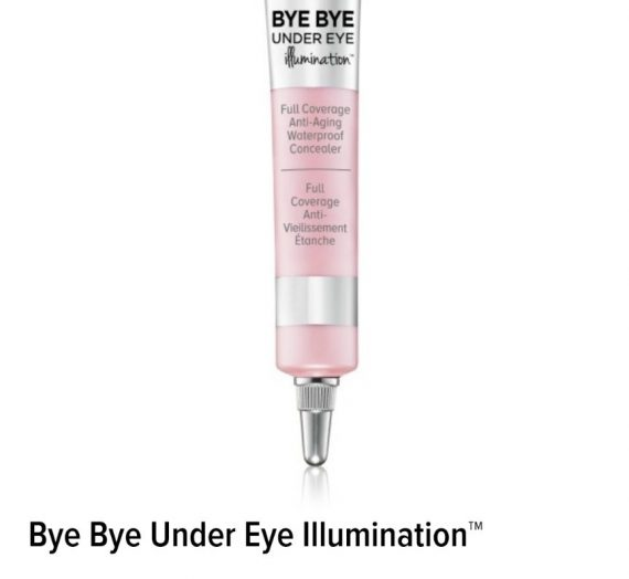 Bye Bye Under Eye Illumination