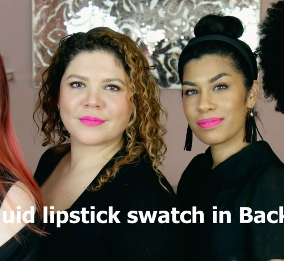 Everlasting Liquid Lipstick – Backstage Bambi