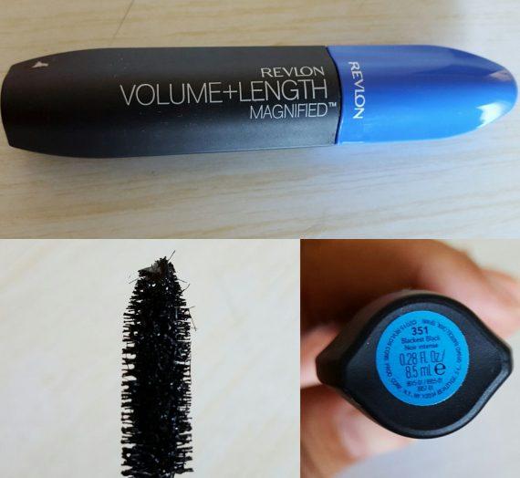 Volume + Length Magnified Mascara