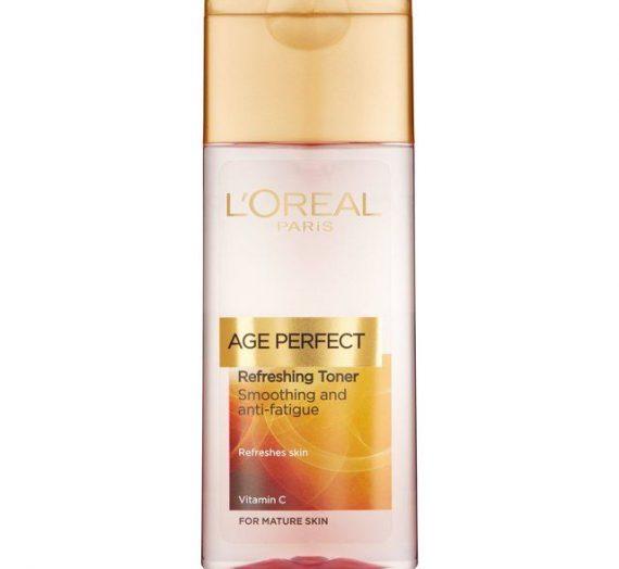 Dermo Expertise Age Perfect Anti Fatigue Toner Mature Skin