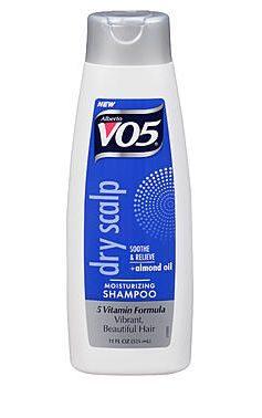 Dry Scalp Moisturizing Shampoo