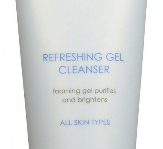Refreshing gel cleanser