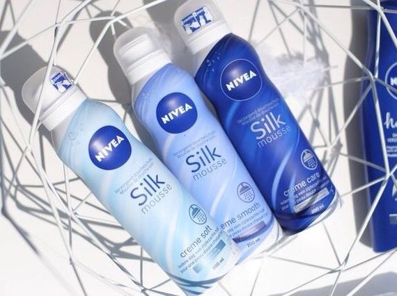 Caring Shower Silk Mousse