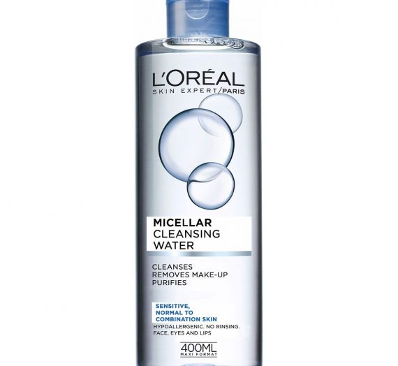 Micellar Cleansing Water Sensitive – Normal/Combination Skin
