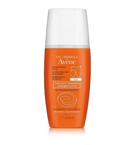 Ultra-Light Hydrating Sunscreen Lotion Face SPF 50+