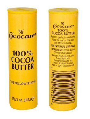100% Cocoa Butter Stick – The Yellow Stick