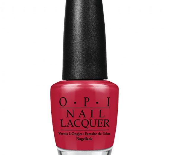 Nail Lacquer – Chick Flick Cherry