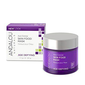 Avo Cocoa Skin Food Mask