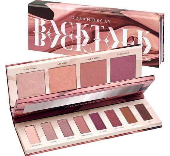 Backtalk Eye & Face Palette