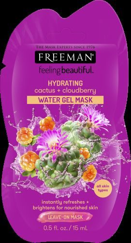 Hydrating Cactus + Cloudberry Water Gel Mask