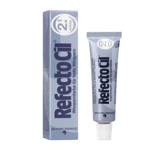 Refectocil permanent eyebrow tint