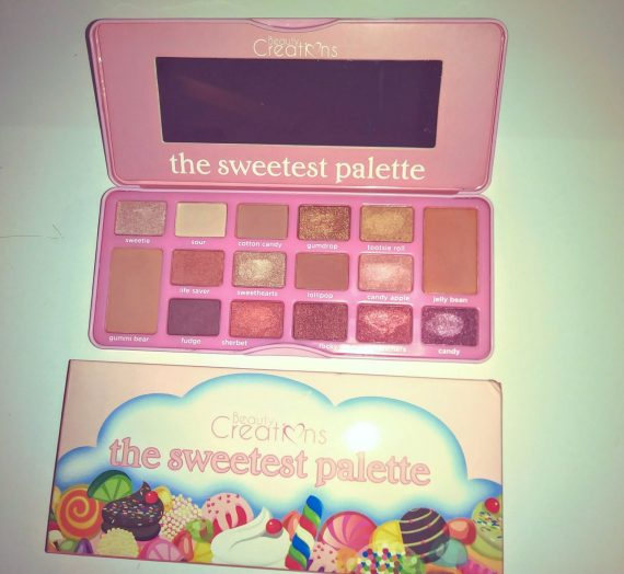 Beauty Creations The Sweetest Palette – Eyeshadow
