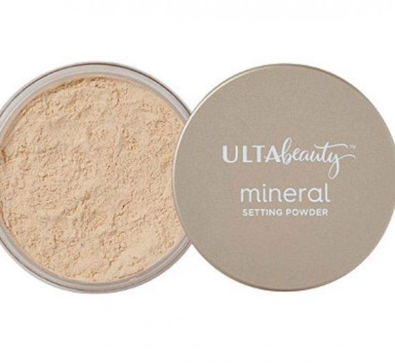 Mineral Setting Powder – Translucent