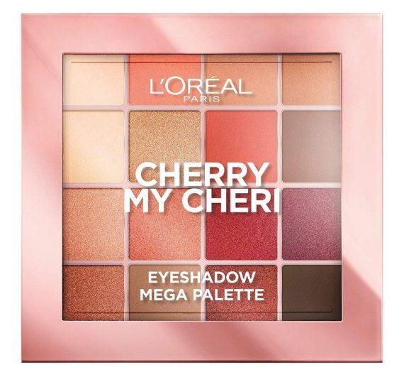 Paradise Eyeshadow Palette – Cherry My Cheri