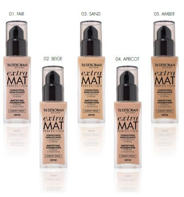 Extra Mat Perfection Foundation