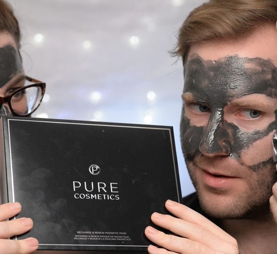 Pure Cosmetics Recharge & Renew Magnetic Face Mask