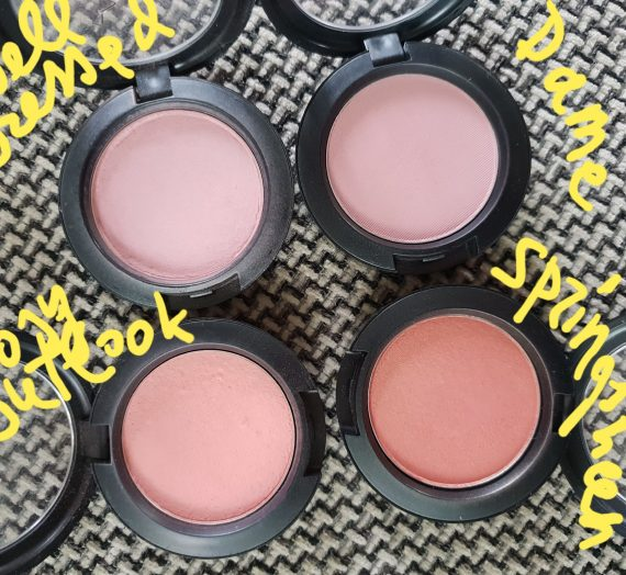 Powder Blush – Dame