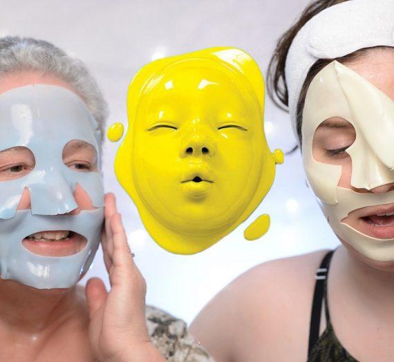 Lover Rubber Masks