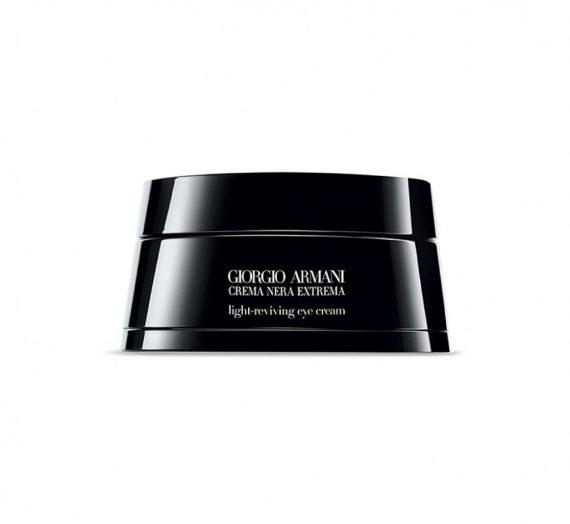 Crema Nera light reviving eye cream