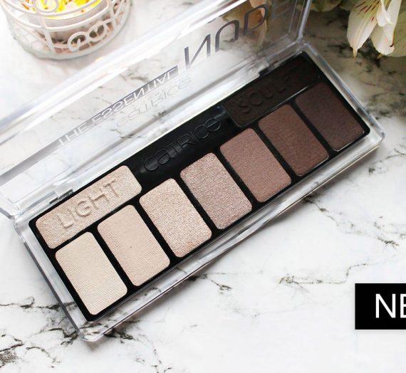 The Essential Nude eyeshadow palette