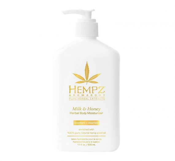 Milk & Honey Hempz – Herbal Body Moisturizer