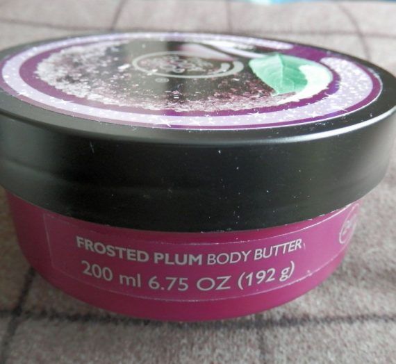 Frosted Plum Body Butter