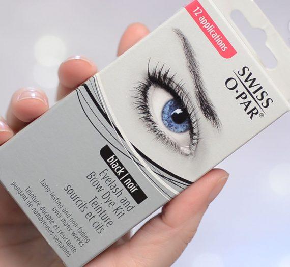 Swiss O' Par brow and lash tint kit