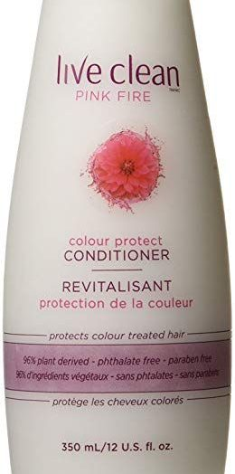 Pink Fire Colour Protect conditioner