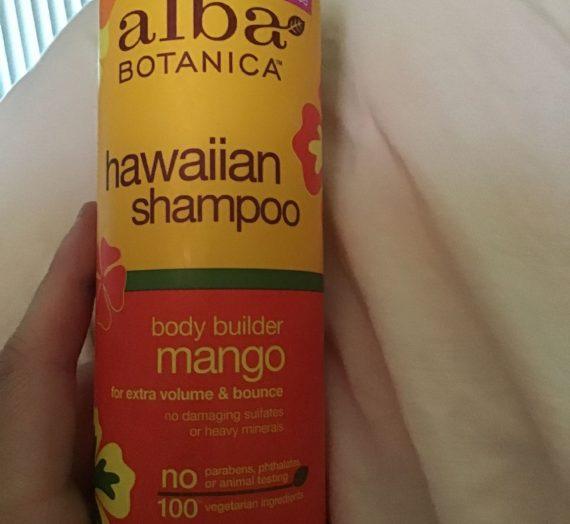 Body Builder Mango Shampoo