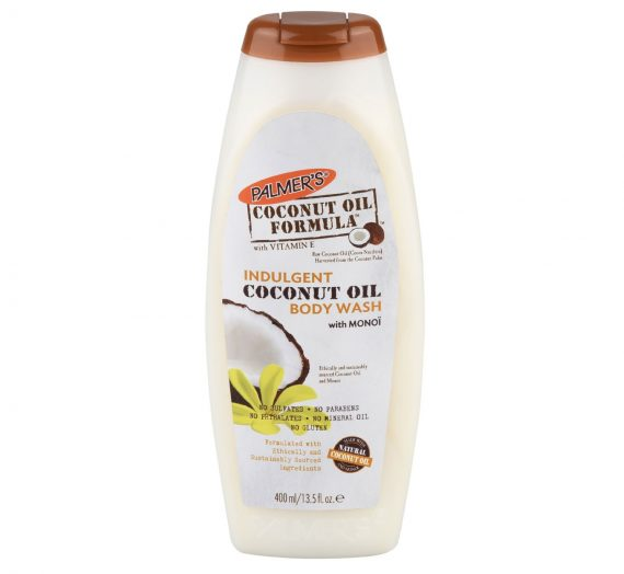 Indulget Coconut Oil Body Wash