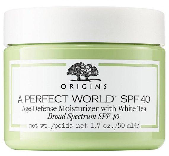 A Perfect World SPF 40 Age-Defense Moisturizer with White Tea