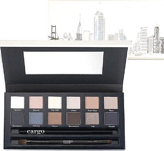 The Essentials Eye Shadow Palette