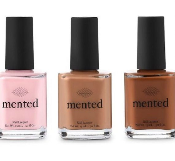 Mented Cosmetics – Nude Nail Collection