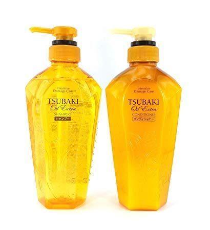 Shiseido Tsubaki oil Extra Intensive Damage Care