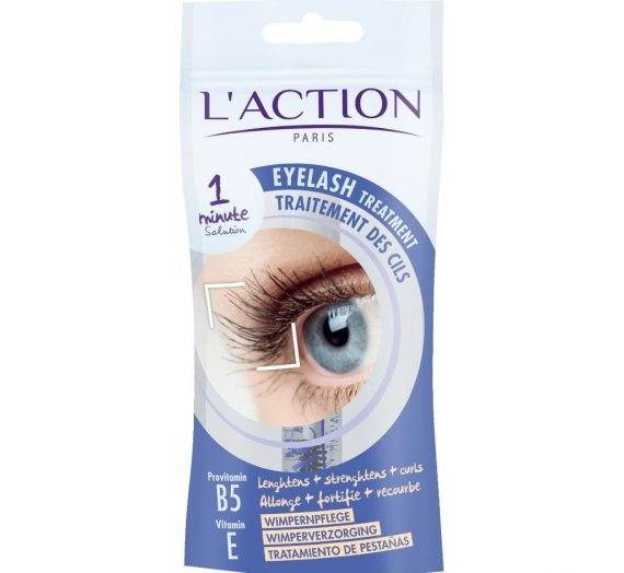 L'Action Cosmetique Eyelash Treatment