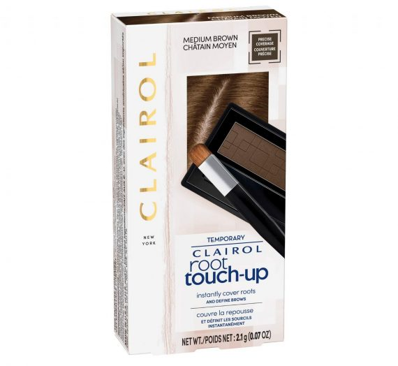 Temporary Root Touch-Up Concealing Powder