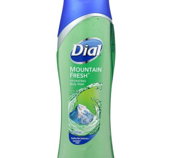 Mountain Fresh Hydrating Body Wash