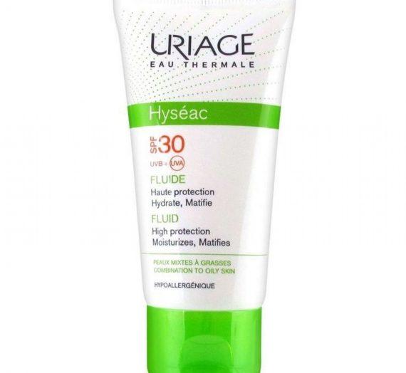 Hyseac Fluide Solaire Protection Haute SPF 30