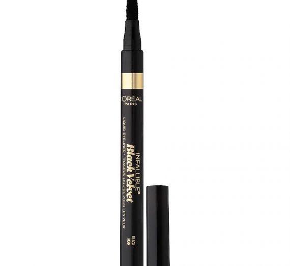 Infallible Black Velvet Liquid Eyeliner
