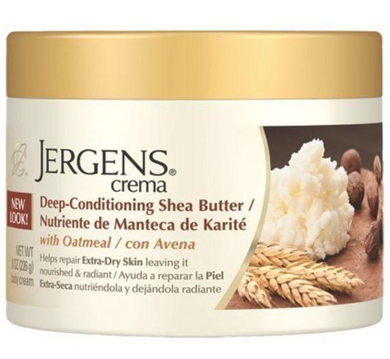 Jergens Crema Deep-Conditioning Shea Butter Body Cream