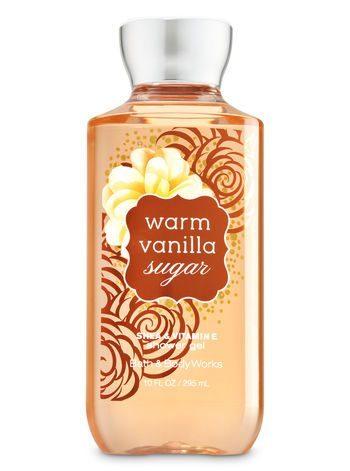Warm Vanilla Sugar Refreshing Shower Gel