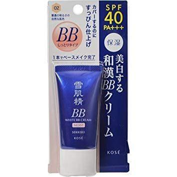 Sekkisei White BB Cream