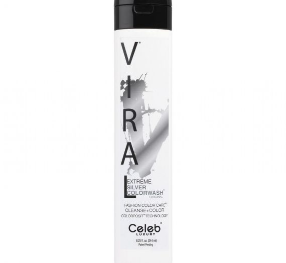 Celeb Luxury Viral Color Wash – Extreme Silver