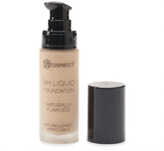 Naturally Flawless Liquid Foundation