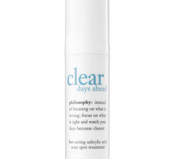 Clear Days Ahead Salicylic Acid Spot Treatment