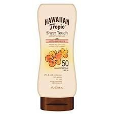 Sheer Touch SPF 50