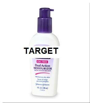 Target Brand – Dual Action Moisturizer