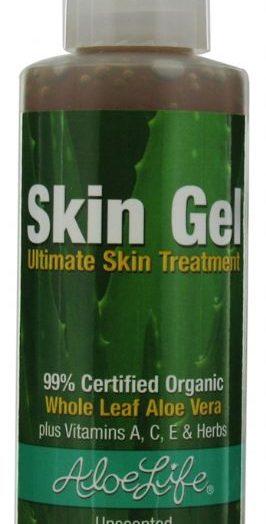 aloe life skin gel