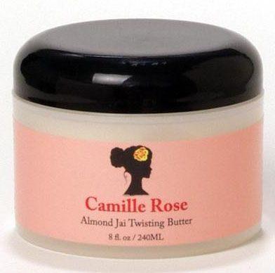 Camille Rose Naturals- Almond Jai Twisting Butter