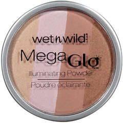 Mega Glo Illuminating Powder – Catwalk Pink #345